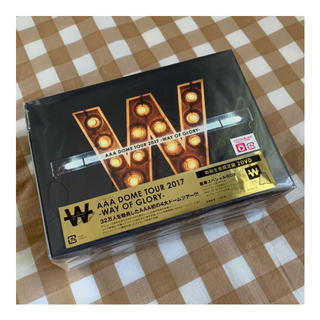AAA - AAA DOME TOUR 2017-WAY OF GLORY- DVD