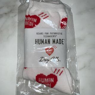 ジーディーシー(GDC)のHUMAN  MADE ソックス(ソックス)