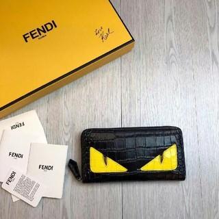 フェンディ(FENDI)の大人気 FENDI 長財布(長財布)