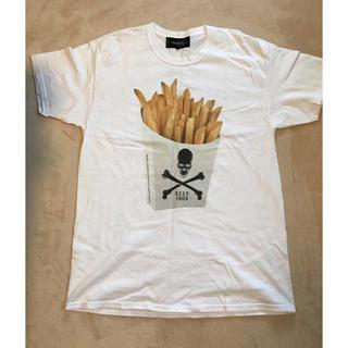 ミルクボーイ(MILKBOY)のMILKBOY ポテト スカル Tシャツ ホワイト 白(Tシャツ(半袖/袖なし))