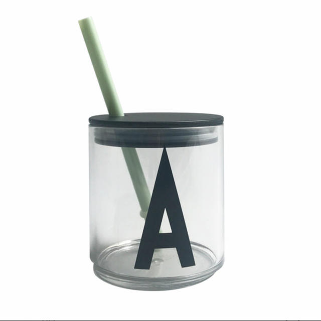 ACTUS(アクタス)のDESIGNLETTERS デザインレターズ 【A】 インテリア/住まい/日用品のキッチン/食器(グラス/カップ)の商品写真