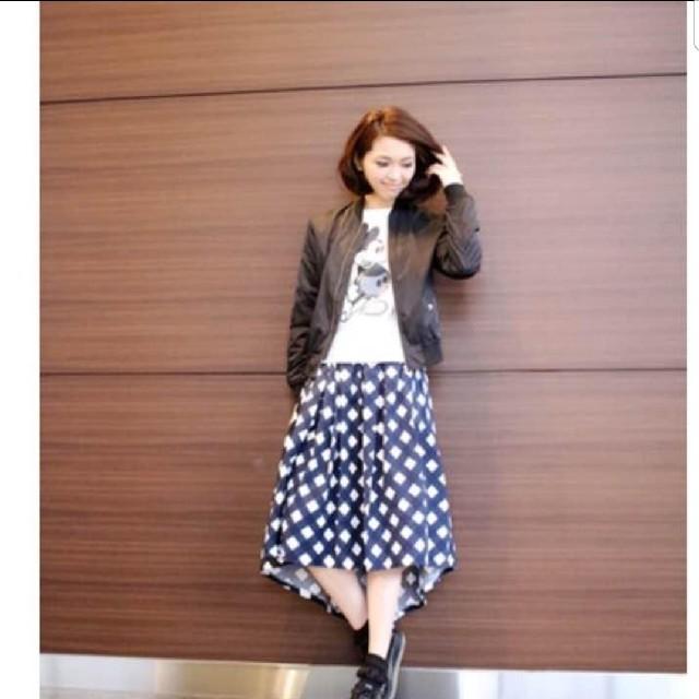 Chesty(チェスティ)の【新品未使用】喜田彩子ちゃんプロデュース MA CHERIE スカート レディースのスカート(ひざ丈スカート)の商品写真