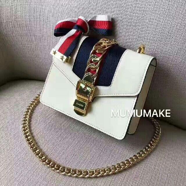 Gucci(グッチ)のGUCCIショルダーバッグ レディースのバッグ(ショルダーバッグ)の商品写真
