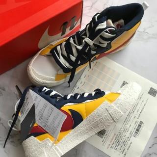 NIKE - Sacai Nike Blazer Mid 24cm