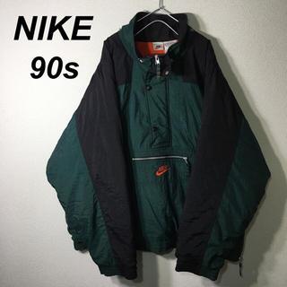 NIKE - 90s NIKE アノラックジャケット 古着 メンズ