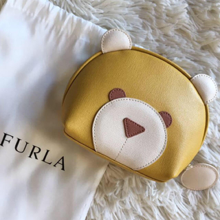 Furla - 【新品】FURLA フルラ * ベアーポーチ