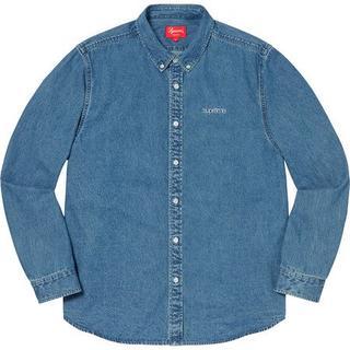 Supreme - Supreme Denim Shirt デニムシャツ Small Sサイズ