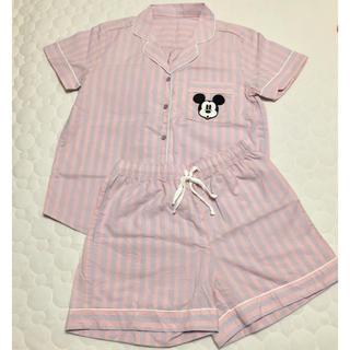 GU - GU  半袖パジャマ ミッキーマウス