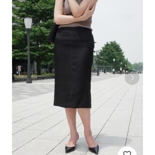 DEUXIEME CLASSE - 美品 Deuxieme Classe VASINO タイトスカート