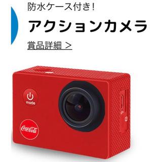 コカコーラ(コカ・コーラ)のアクションカメラ コカコーラ(その他)