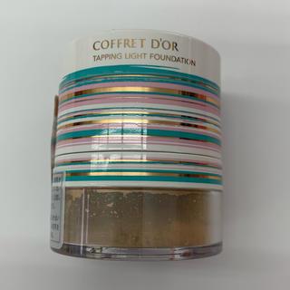 COFFRET D'OR - コフレドール   タッピングライトファンデーション