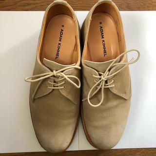 アダムキメル(Adam Kimmel)の革靴(スエード)(ドレス/ビジネス)