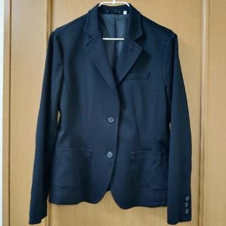 ムジルシリョウヒン(MUJI (無印良品))の無印良品 コットンテーラードジャケット Lサイズ(テーラードジャケット)