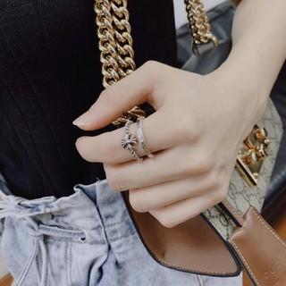 クロムハーツ(Chrome Hearts)の美品Chrome Hearts指輪(リング(指輪))