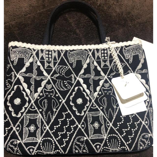 mina perhonen(ミナペルホネン)のミナペルホネン今季バッグ レディースのバッグ(トートバッグ)の商品写真