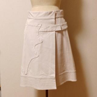 TSUMORI CHISATO - ツモリチサト ラップスカート