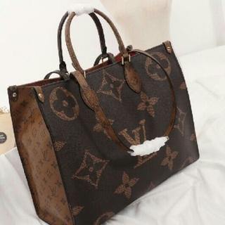 LOUIS VUITTON - 美品手提げ袋クロスボディーバッグ