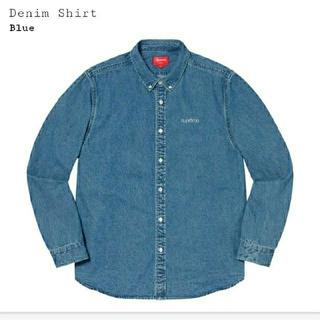Supreme - Supreme Denim Shirt