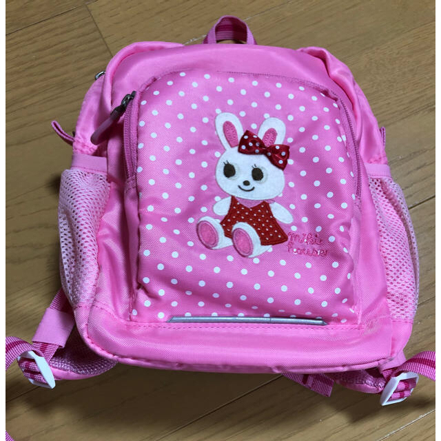 mikihouse(ミキハウス)のミキハウス リュック うさこちゃん キッズ/ベビー/マタニティのこども用バッグ(リュックサック)の商品写真