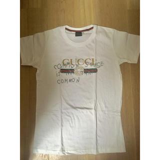 Gucci - グッチ 落書きプリントTシャツ Mサイズ GUCCI