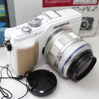 OLYMPUS - ❤️Wi-Fi❤️オリンパス PL2 ミラーレスカメラ