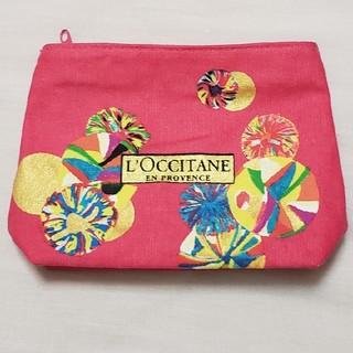 L'OCCITANE - L'OCCITANE ロクシタン 化粧ポーチ