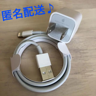 iPhone - 純正品 iPhone 充電器 アダプターセット