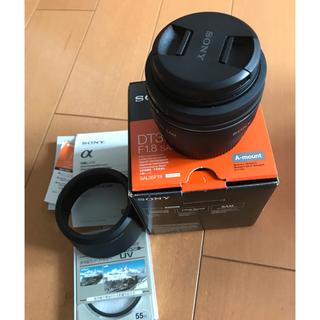 SONY - ソニー単焦点レンズ DT35m F1.8 SAM 美品