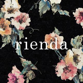 rienda - riendaセットアップ