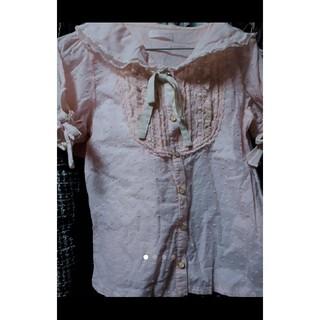 リズリサ(LIZ LISA)のLIZ LISA ブラウス トップス(シャツ/ブラウス(半袖/袖なし))