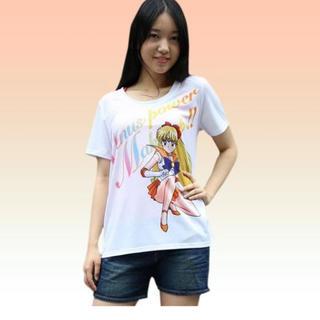 セーラームーン(セーラームーン)の◎新品未使用 美少女戦士セーラームーン セーラービィーナス Tシャツ(Tシャツ(半袖/袖なし))