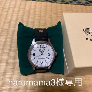 イルビゾンテ(IL BISONTE)のイルビゾンテ 腕時計 harumama3様専用(腕時計(アナログ))