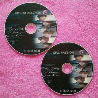 ボウダンショウネンダン(防弾少年団(BTS))の♥️BTS♥️BRING THE SOUL DOCU-SERIESDVD2枚(ミュージック)