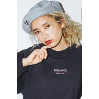 エックスガール(X-girl)のX-girl(ハンチング/ベレー帽)