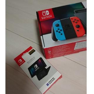 Nintendo Switch - Nintendo Switch(ニンテンドースイッチ)※プレイスタンド付き