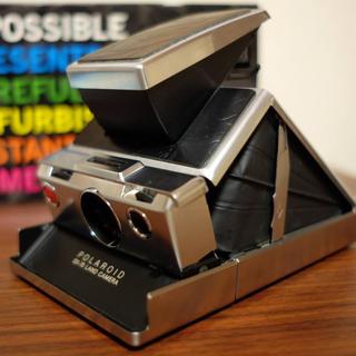 ポラロイド カメラ sx-70  BAPEモデル