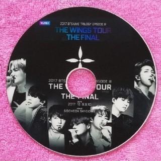 ボウダンショウネンダン(防弾少年団(BTS))の♥️BTS♥️ WINGS TOUR in ソウルライブ DVD(ミュージック)