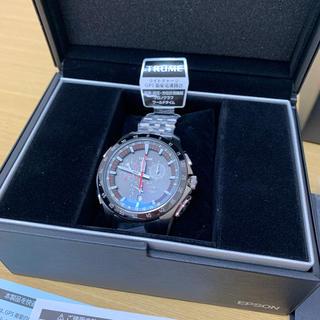 エプソン(EPSON)のTRUME TR-MB7003  新品未使用  時計(腕時計(アナログ))
