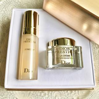 Dior - 【10,836円相当】プレステージ ラクレーム ルネクター 専用BOX レア