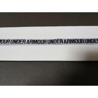 アンダーアーマー(UNDER ARMOUR)のアンダーアーマー ヘアバンド(ヘアバンド)
