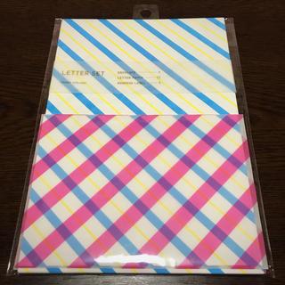 【新品】レターセット(カード/レター/ラッピング)
