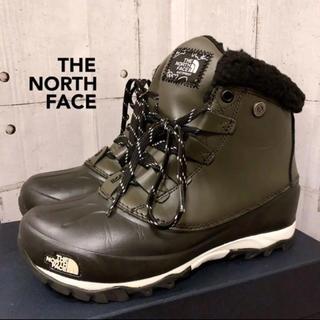 ザノースフェイス(THE NORTH FACE)のTHE NORTH FACE  スノーショット ブーツ ボア 23㎝ M(ブーツ)
