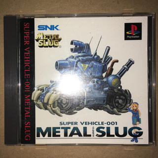 PlayStation - プレイステーション メタルスラッグ