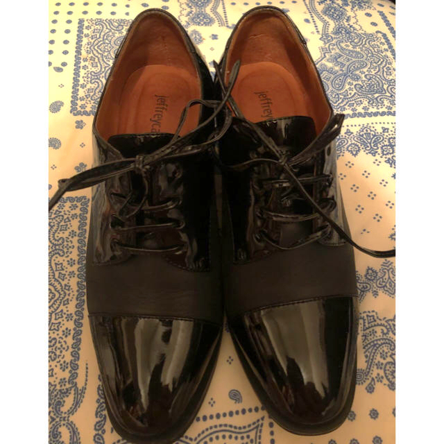 JEFFREY CAMPBELL(ジェフリーキャンベル)のjeffry campbell 革靴 レディースの靴/シューズ(ローファー/革靴)の商品写真