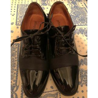 ジェフリーキャンベル(JEFFREY CAMPBELL)のjeffry campbell 革靴(ローファー/革靴)