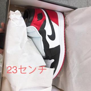 ナイキ(NIKE)のNike Air Jordan 1 High OG Satin サテン(スニーカー)
