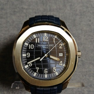 PATEK PHILIPPE - スケルトン自動巻き紳士時計