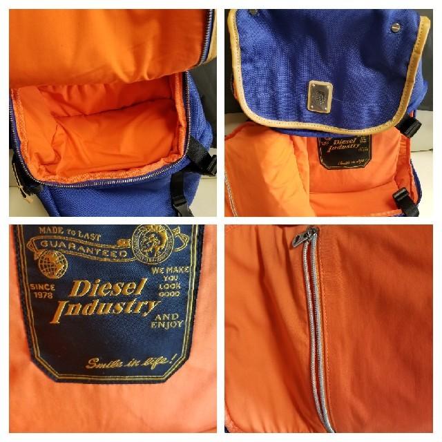 DIESEL(ディーゼル)の新品 ディーゼルワンショルダーバッグボディーバッグ メンズのバッグ(ボディーバッグ)の商品写真