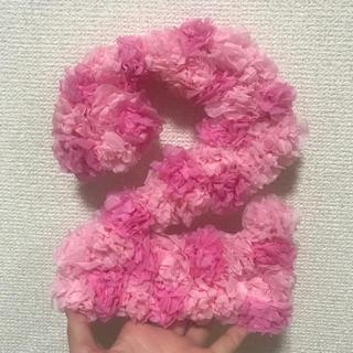 お誕生日数字&アルファベットオブジェ【受注制作オーダー】♡A4サイズ〜A3サイズ(オーダーメイド)