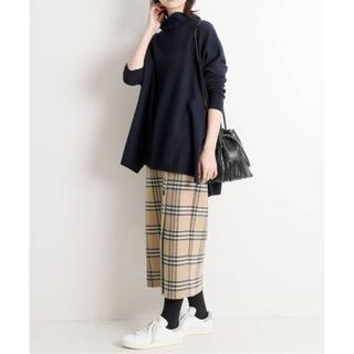 IENA - 新品 新作 IENA ダブルフェイスリバーシブルスカート